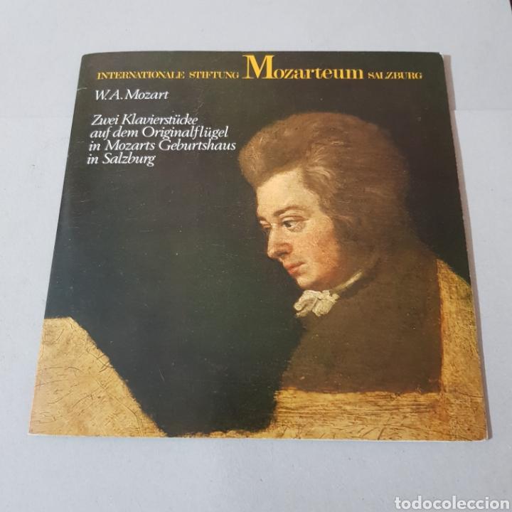 INTERNATIONALE STIFTUNG MOZARTEUM SALZBURG - MOZART (Música - Discos - Singles Vinilo - Clásica, Ópera, Zarzuela y Marchas)