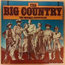 Discos de vinilo: HORIZONTES DE GRANDEZA (THE BIG COUNTRY) JEROME MOROSS. Lote 194752421
