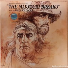 Discos de vinilo: MISSOURI (THE MISSOURI BREAKS) JOHN WILLIAMS. Lote 194752800