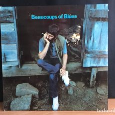 Discos de vinilo: RINGO STARR - BEAUCOUPS OF BLUES (LP, ALBUM) (ODEON) J 064-04.583 (D:NM) COMO NUEVO. Lote 194753762