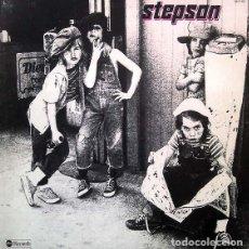 Discos de vinilo: STEPSON – STEPSON -LP-. Lote 194754481