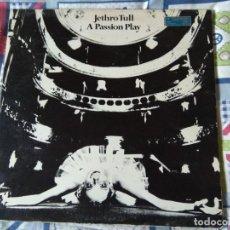 Discos de vinilo: JETHRO TULL - A PASSION PLAY. Lote 194755108