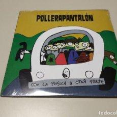 Discos de vinilo: 0220-POLLERAPANTALON CON LA MUSICA A OTRA PARTE CD NUEVO PRECINTADO RARO Nº2. Lote 194755216