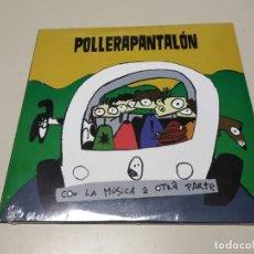 Discos de vinilo: 0220-POLLERAPANTALON CON LA MUSICA A OTRA PARTE CD NUEVO PRECINTADO RARO . Lote 194755355