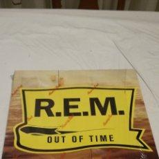 Discos de vinilo: LP VINILO REM OUT OF TIME R.E.M.. Lote 194755372