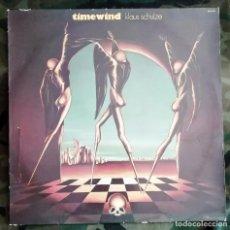 Discos de vinilo: KLAUS SCHULZE - TIMEWIND LP, ALBUM 1975 AMBIENT . Lote 194755711
