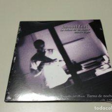 Discos de vinilo: 0220-SAMUEL LEVI LA REINA DE LA NOCHE CD 3 TRACKS NUEVO PRECINTADO LIQUIDACIÓN. Lote 194755897