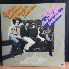 Discos de vinilo: THE FLYING BURRITO BROS - CLOSE UP THE HONKY TONKS (2XLP, COMP) (A&M RECORDS) 1975 (D:NM) COMO NUEVO. Lote 194755942