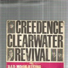 Discos de vinilo: CREEDENCE CLEARWATER BAD MOON RISING. Lote 194755998