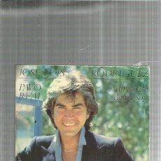 Discos de vinilo: JOSE LUIS RODRIGUEZ PAVO REAL. Lote 194756346