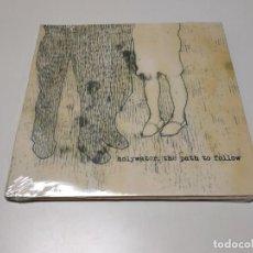 Discos de vinilo: 0220-HOLYWATER THE PATH TO FOLLOW CD NUEVO PRECINTADO LIQUIDACIÓN!! N3. Lote 194756420
