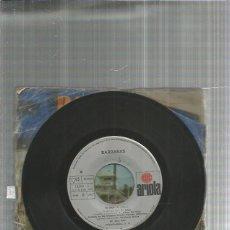 Discos de vinilo: BARRABAS HI JACK. Lote 194756440