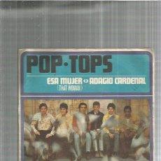 Discos de vinilo: POP TOPS ESA MUJER. Lote 194756628