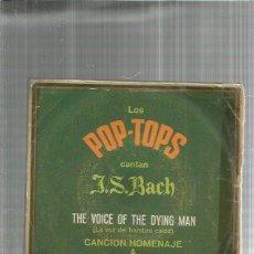 Discos de vinilo: POP TOPS SOMEWHERE. Lote 194756696