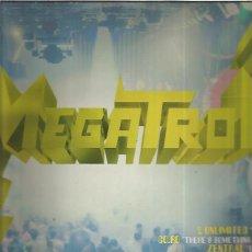 Discos de vinilo: MEGATRON. Lote 194757406