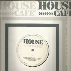 Discos de vinilo: ROBORAP HOUSE CAFE. Lote 194757477