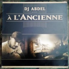 Discos de vinilo: DJ ABDEL - A L'ANCIENNE 3LP, PARTIALLY MIXED, COMPILATION 2001 FUNK . Lote 194757827