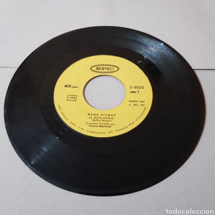 Discos de vinilo: GENE PITNEY - SAN REMO 1967 - Foto 4 - 194758156