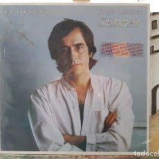 Discos de vinilo: *** JOAN MANUEL SERRAT - TAL COM RAJA - LP 1980 (DOBLE PORTADA) - LEER DESCRIPCIÓN. Lote 194758390
