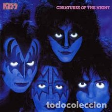 Discos de vinilo: KISS ‎– CREATURES OF THE NIGHT-REEDICIÓN 2014- 180 G.. Lote 194758892