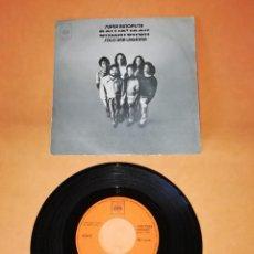 Discos de vinilo: BALLIN'JACK. SUPERAUTOPISTA. SOLO UNA LAGRIMA. CBS 1971. Lote 194760896