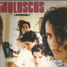 Discos de vinilo: MOLUSCOS FUERA. Lote 194761091