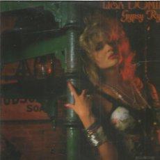 Discos de vinilo: LISA DOMINIQUE GYPSY. Lote 194761246