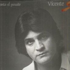 Discos de vinilo: VICENTE SOTO SORDERA CUANDO CANTA. Lote 194761362