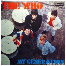 Discos de vinilo: THE WHO – MY GENERATION -LP-. Lote 194763301