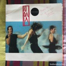 Discos de vinilo: MECANO - AIDALAI - LP ARIOLA 1991. Lote 194764030