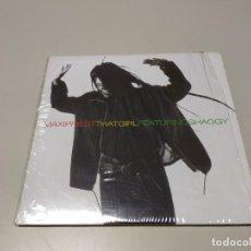 Discos de vinilo: 0220-MAXIPRIEST THAT GIRL FEAT SHAGGY 2 TRACKS CD NUEVO DESPRECINTADO LIQUIDACIO. Lote 194766420