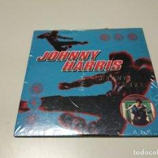 Discos de vinilo: 0220-JOHNNY HARRIS STEPPING STONES 2 TRACKS CD NUEVO DESPRECINTADO LIQUIDACIO. Lote 194766753