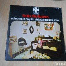 Discos de vinilo: ROBIN MCNAMARA, SG, QUIEREME UN POQUITO (LAY A LITTLE LOVIN´ ON ME) + 1, AÑO 1970. Lote 194771072