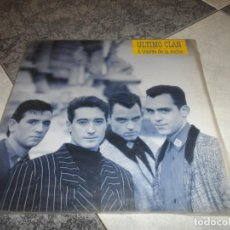 Discos de vinilo: ULTIMA CLAN A TRAVES DE LA NOCHE. Lote 194771225