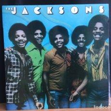 Discos de vinilo: THE JACKSONS - THE JACKSONS (LP, ALBUM) (EPIC) EPC 86009 (D:NM) COMO NUEVO. Lote 194774673