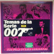 Discos de vinilo: THE FILM STUDIO ORCHESTRA – TEMAS DE LA SERIE 007 1972. Lote 194774710