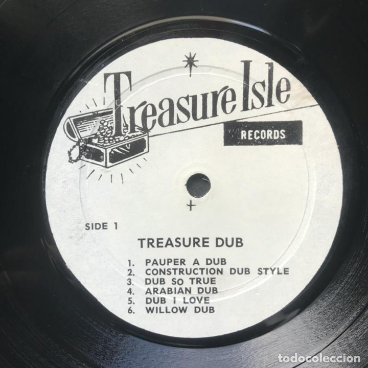 Discos de vinilo: Arthur Duke Reid Treasure Dub ORIGINAL JAMAICA PRESS - Foto 3 - 194777106