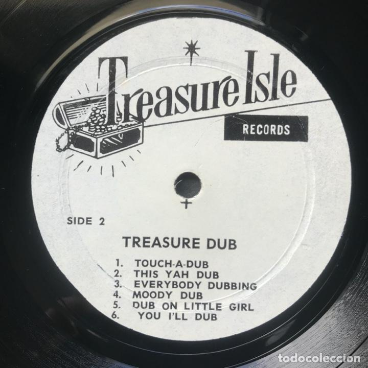 Discos de vinilo: Arthur Duke Reid Treasure Dub ORIGINAL JAMAICA PRESS - Foto 4 - 194777106