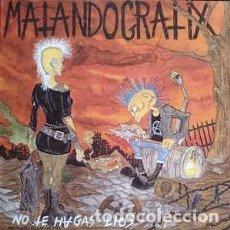 Discos de vinilo: MATANDO GRATIX – NO TE HAGAS LIOS. Lote 194778545