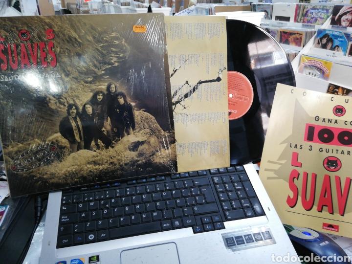 LOS SUAVES SANTA CAMPAÑA 1994 EN PERFECTO ESTADO (Música - Discos - LP Vinilo - Grupos Españoles de los 90 a la actualidad)