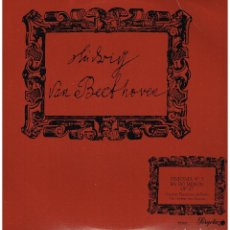 Discos de vinilo: BEETHOVEN - SINFONIA Nº 5 EN DO MENOR OP. 67 - FILARMONICA DE BERLIN - KARAJAN - LP 1970. Lote 194779543