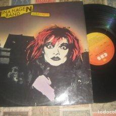 Discos de vinilo: NINA HAGEN BAND– UNBEHAGEN- (CBS 1980) OG ESPÀÑA LEA DESCRIPCION. Lote 194782477