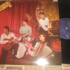 Discos de vinilo: OLE OLE CUATRO HOMBRES PARA EVA PORT.ABIERTA-(1988 HISPAVOX)OG ESPAÑA PEDIDO MINIMO 10 EUROS. Lote 194783150