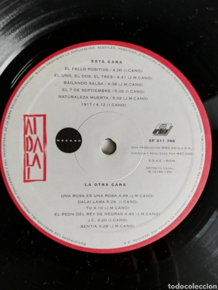 Discos de vinilo: Disco vinilo Mecano-AidaLai. - Foto 4 - 194785326