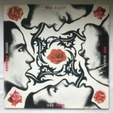 Discos de vinilo: RED HOT CHILI PEPPERS ‎– BLOOD SUGAR SEX MAGIK 1991 2LP. Lote 194785407