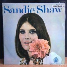 Discos de vinilo: SANDIE SHAW - SANDIE SHAW (LP, COMP) (HISPAVOX) (D:NM). Lote 194787243