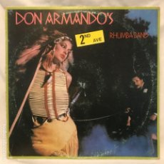Discos de vinilo: DON ARMANDO'S 2ND AVENUE RHUMBA BAND* ‎– DON ARMANDO'S 2ND AVENUE RHUMBA BAND. Lote 194787516