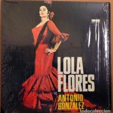 Discos de vinilo: LOLA FLORES Y ANTONIO GONZALEZ – LOLA FLORES Y ANTONIO GONZALE 1980. Lote 194789485