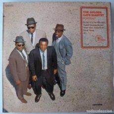 Discos de vinilo: THE GOLDEN GATE QUARTET (LP EMIDISC 1970 ESPAÑA) VINILO EN MUY BUEN ESTADO. Lote 194789511