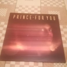 Discos de vinilo: PRINCE.FOR YOU.WARNER RECORDS 56989.REEDICIÓN ESPAÑOLA 1985.. Lote 194859121